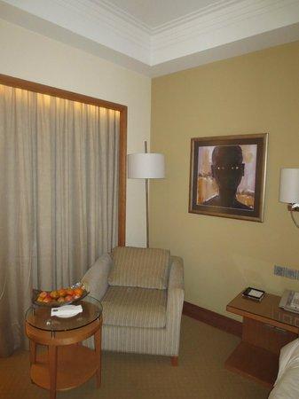 Sankara Nairobi: relax area