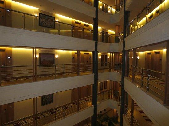 Sankara Nairobi: corridor