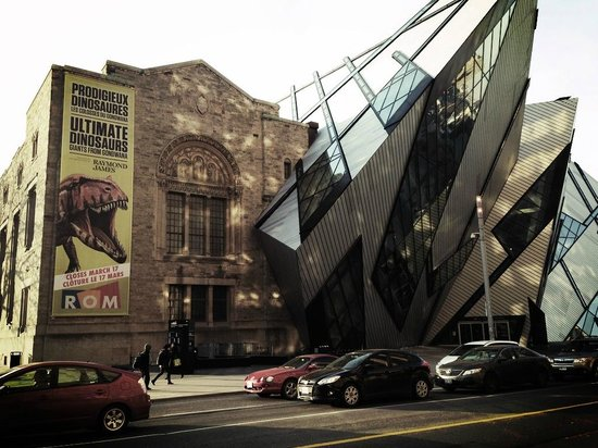 Photo of Tourist Attraction Royal Ontario Museum at 100 Queen's Park Crescent, Toronto, On M5S 2C6, Canada