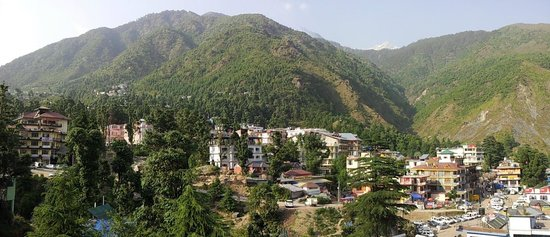 Spring Valley Resort: View from the room