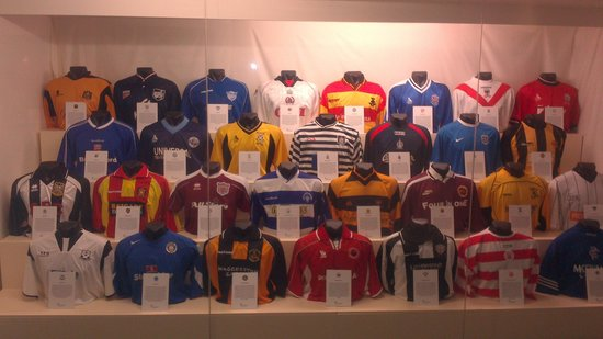 Scottish Football Museum: sfl clubs