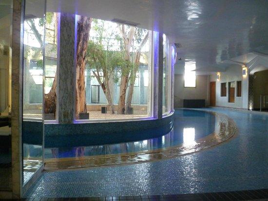 Es Saadi Marrakech Resort - Palace : piscine du SPA