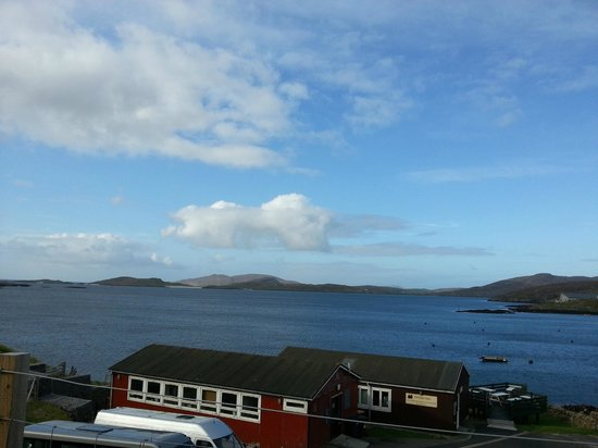 Tigh-Na-Mara Guest House: The view from room 6
