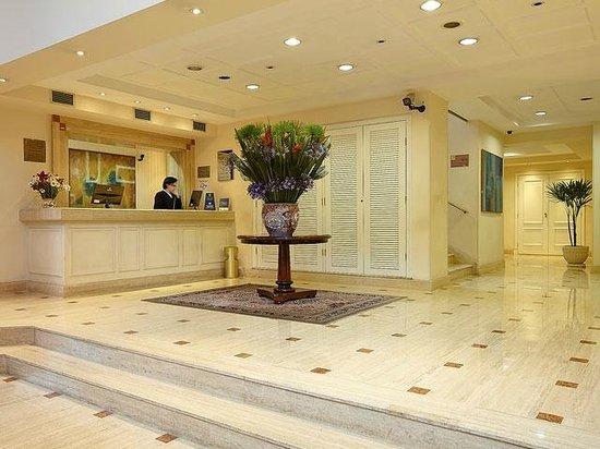 Transamerica Classic Higienopolis: Lobby