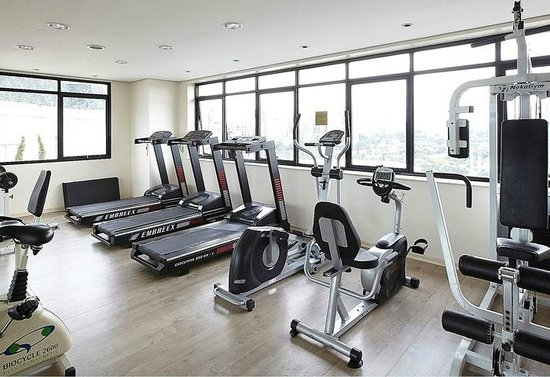 Transamerica Classic Higienopolis: Fitness Center