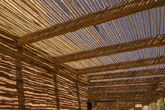 Alto Atacama Desert Lodge & Spa: Roof