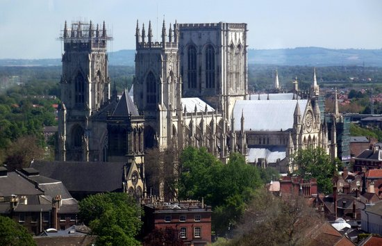 York Minster (Katedralen i York)