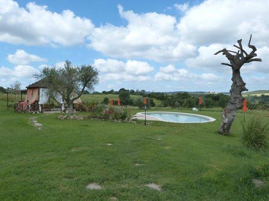 La Bell'Antiglia: piscina