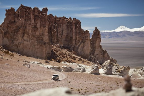 Alto Atacama Desert Lodge & Spa: Rainbow Valley