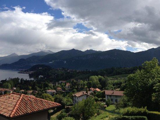 بورجو لو تيراتزي: beautiful view from our room patio