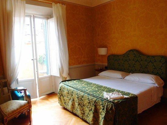 Palazzo Tucci : 部屋