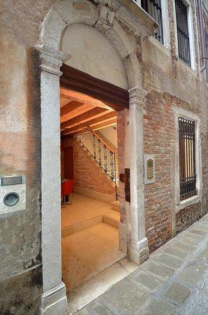 Ca' Sant'Angelo: Entrata