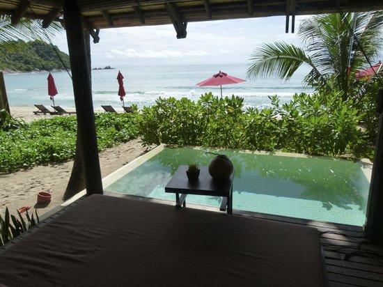 Anantara Rasananda Koh Phangan Villas : Perfect View