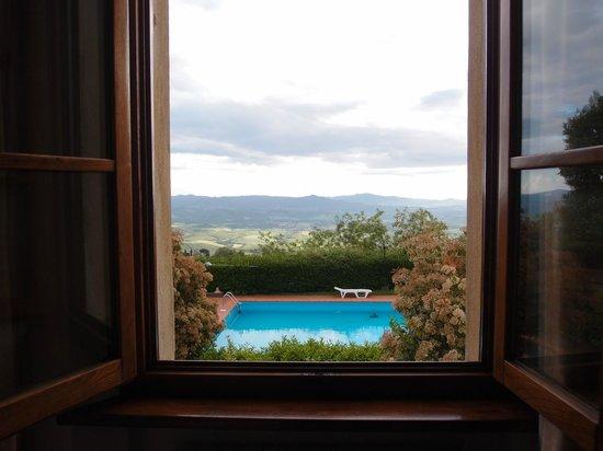 Hotel Villa Nencini: 眺望