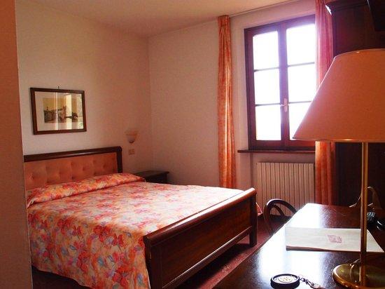 Hotel Villa Nencini: 部屋
