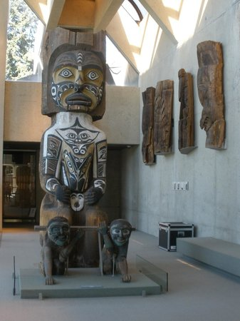 Antropologiska museet: Museum of Anthropology