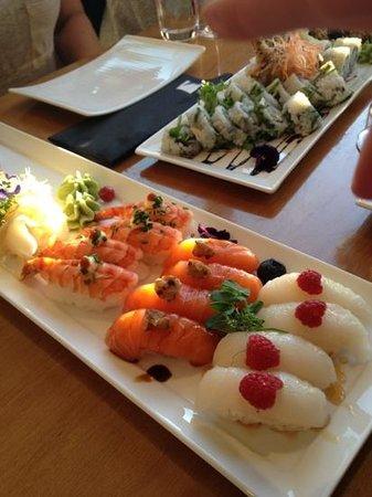 Sushi Sagrada: sushi i særklasse