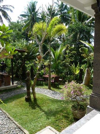 Mulawarman Ubud Bali: le jardin