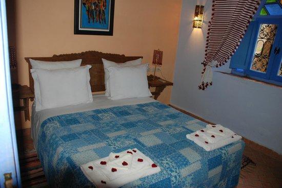 Dar Echchaouen: Belle chambre