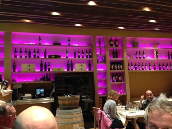 Sass Caffe: bellissimo ambiente e ottima cena