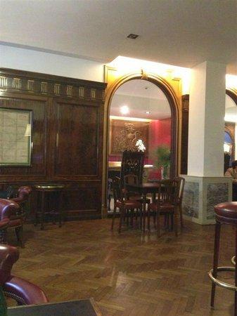 Hotel Club Frances: Club francés lobby
