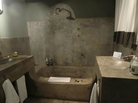 Olive Grove: Bathroom of a different kind