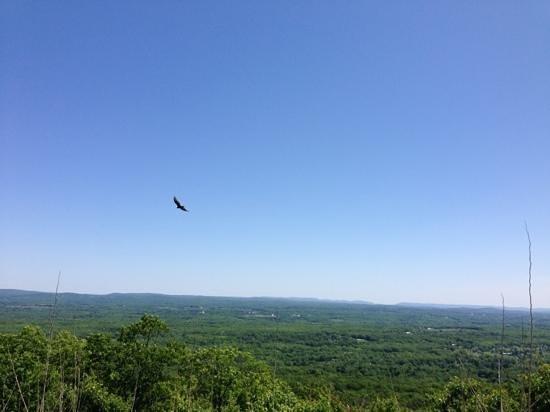 Minnewaska State Park Preserve: utsikten är fantastisk