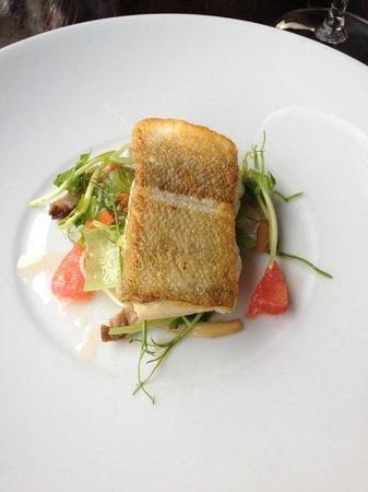 Restaurant Fraiche: fish