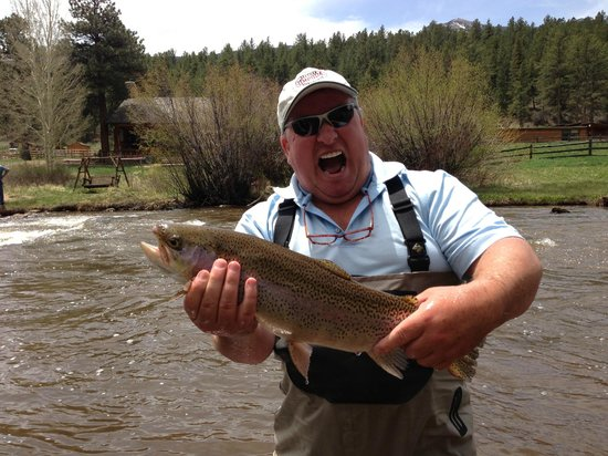North Fork Ranch: World class fly fishing