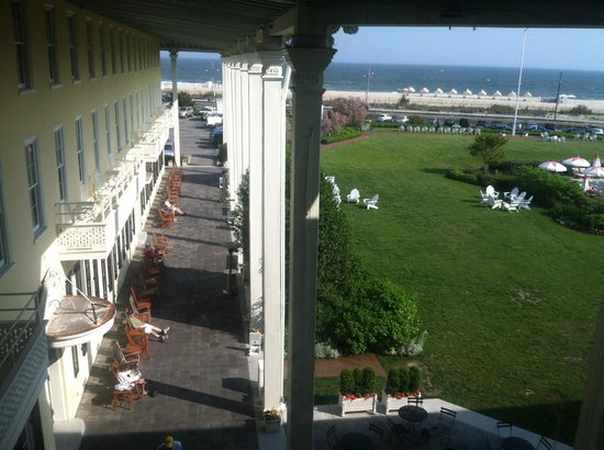 Congress Hall: View from room