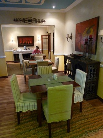 Casa Aliso: Breakfast room