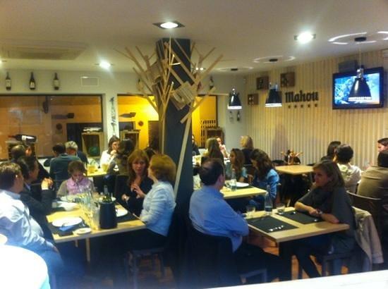 Restaurante restaurante julio verne en valencia con cocina - Restaurante julio verne ...