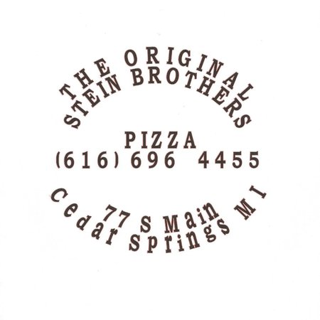 Stein Brothers Pizza Co