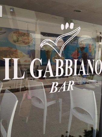 Ristobar Gelateria Il Gabbiano: le foto dei cartelloni.., corrispondono perfettamente a quanto viene servito a tavola!