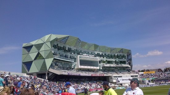 Headingley Carnegie Cricket Ground : Great design