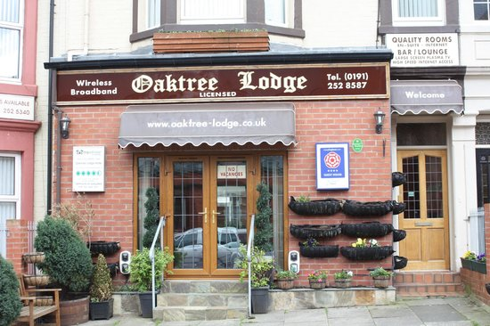 Oaktree Lodge