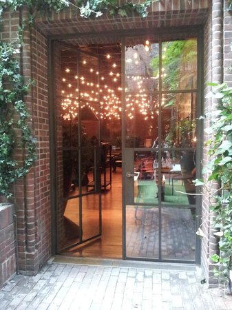 Hudson Hotel New York: ristorante