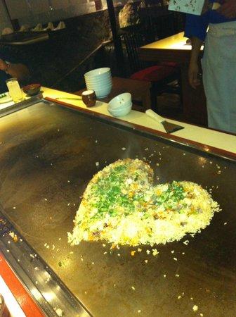 Suehiro: Un corazon de arroz