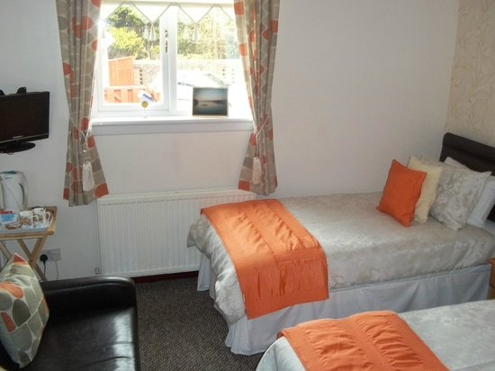 Glenfern Guest House: Twin Room