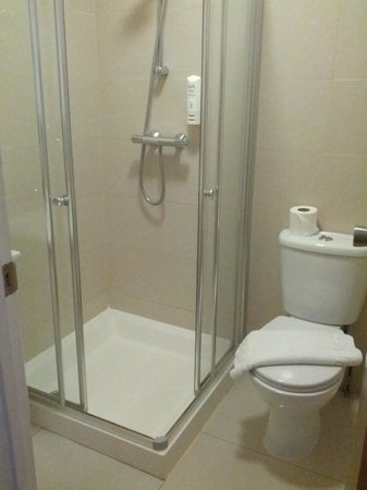 Best Western Chiswick Palace & Suites: shower