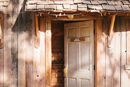 "Blazin' M Ranch: The ""jail"""
