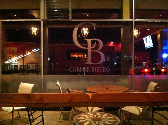 Corner Bistro : Welcome