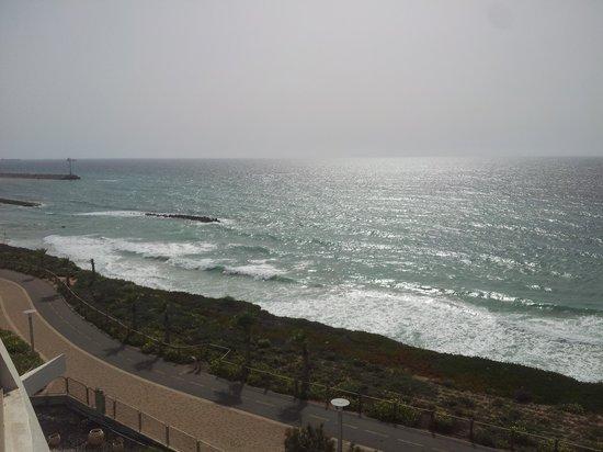 Holiday Inn Ashkelon: View from the balcony