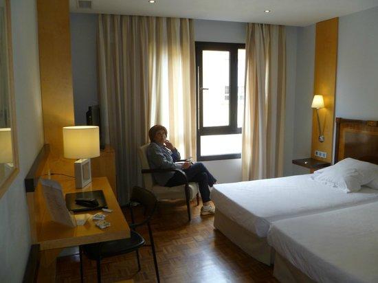 Don Curro Hotel: Essenziale ma confortevole