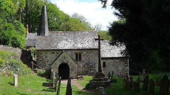 Mariners Lodge: Culbone Church