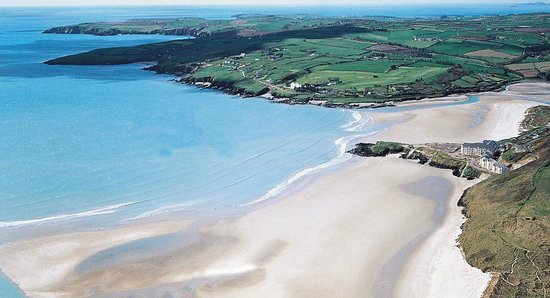 Inchydoney Beach..8 mins drive from Sextons Caravan and Camping park