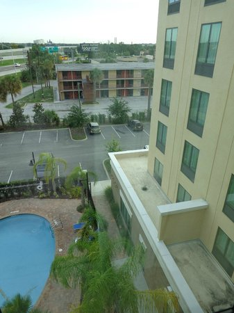 Holiday Inn Express Hotel & Suites Orlando - International Drive : Vista do Apto