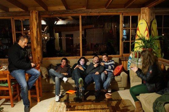 """Elqui Lombo: Comentando en facebook: """"Disfrutando de la hospitalidad de Elqui-Lombo"""""""