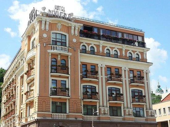 Boutique Hotel Riviera on Podol : Hotel