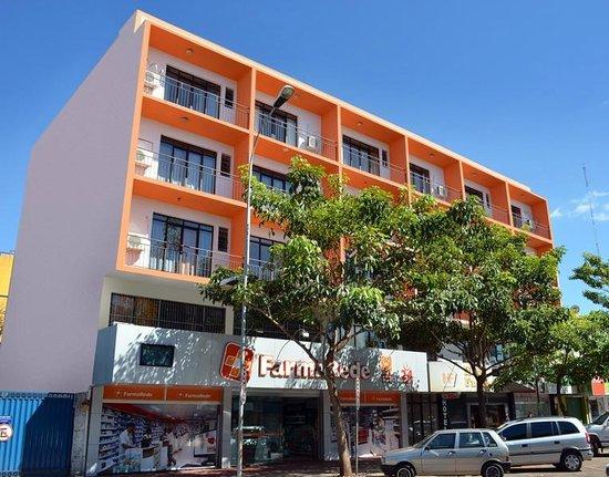 Hotel Faguile: Fachada